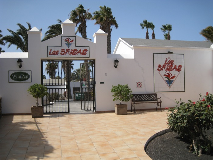 26) Main Entrance to Las Brisas Resort